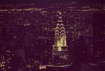 by night. ☾☆