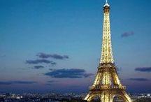 """Paris ❤: """"la ville lumière"""""""