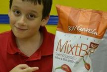 MixtBags are Kid Kritics approved! / Pictures from the Kid Kritics blind taste test for RW Garcia MixtBag. / by RW Garcia Snacks