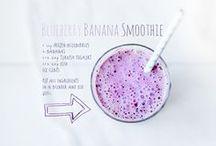 drinks - smoothies - milkshake