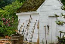 Garden - houses / Small houses for the garden.