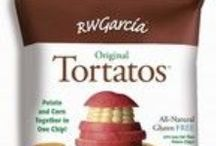 Tortatos / by RW Garcia Snacks