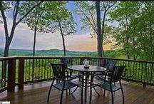 Backyards - Carolina Mountain Real Estate / www.carolinamountainre.com