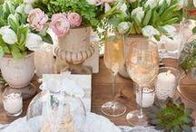 Easter inspired weddings