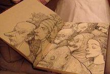szkicowniki
