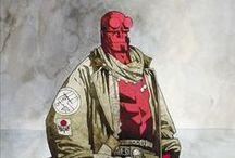 USA comics / by Susana Romero