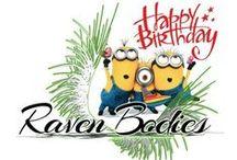 Raven Bodies - www.ravenbodies.co.za / Health/fitness/livestyle/exercis
