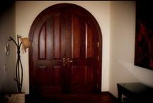 Entry Doors / Luxury Entryways sold and installed by HyBar Windows & Doors