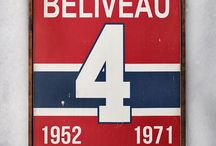 Jean Béliveau / If you have any more pictures of Jean Béliveau please follow me and send then to me. Thank you