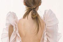 Dress / Valentino dress, drape, details...