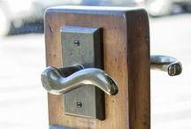 Door Handles and Hardware / Options for Entry door locks and handles, patio door handles and interior door hardware.