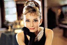 Audrey Hepburn / Audrey Hepburn / by Ayla Yilmaz