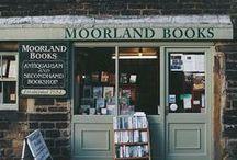 books & libraries & bookstores