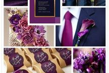 Jewel Tone Theme Wedding Rose Petals & Ideas / Add a splash of vibrant color with our silk rose petals available in Jewel tone colors and our picks for ideas in the jewel tone wedding theme