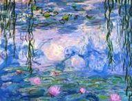 wellknown paintings <3