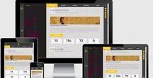 Webdesign / Sites Internet / Quelques réalisations personnelles (sites web responsive)