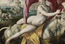Arte y mitología