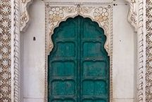 Doors from all over the world