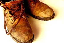 My hiking boots / tell us what happened to your hiking boots... / by Hotel Las Torres