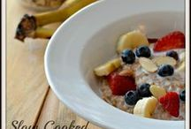 Morning Food / by Vicky Esperanza