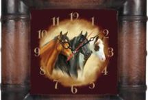 Clocks / by Carol Booker