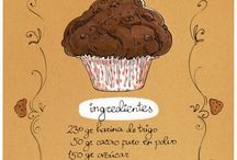 Ñam: illustrated recipes