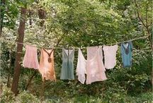 Laundry Tips / These great laundry tips make doing the laundry a fun chore.  Do it green and do it with love.