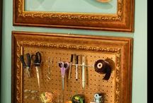 Good Looking & Organized / Organize your life, and have your things look good too!