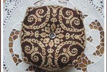 Biscornu - pincushions