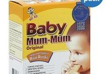 Baby Mum-Mum Products / These are just a few of our current products available!