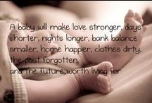Sweet Sayings / Words to remember for all Mum-Mum mothers and fathers.