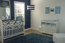 Nursery Ideas / These will only help in planning the Nursery set up for the new baby!