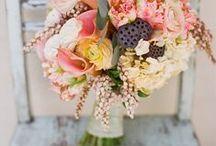 Bukiety ślubne  // Wedding bouquets / inspiracje // inspirations
