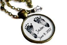Baby Keepsakes / Cute gifts with a little touch of baby.