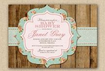 You're Invited! / Our favorite invitation designs for any baby occasion!
