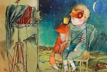 İllustration&art/Anna Silivonchik
