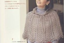 Chrochet shawl
