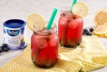 TEA-LICIOUS! RECIPES / Delicious food & drink recipes with our favourite ingredient – Tetley tea.