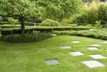 Inspiration / Voici des idées d'aménagement de jardins, de paysages, que nous aimons par leur originalité, conception, technicité...