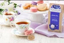 TETLEY TEA PARTIES / Inspiration for your next tea party! Entertain your friends with cute decor and delicious recipes fit for a queen!