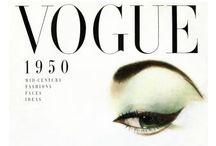 Vogue / A worldwide classic magazine based on lifestyle,fashion, class and elegance, since 1950. / by DJ Boss Bitch