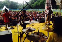 Live Concert ANOTHER PROJECT at Sindangwangi Majalengka / At Sindangwangi reggae fest    Majalengka 22 Feb 2015