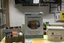 Library Events / Displays, events, exhibitions at Falmouth Campus Library & Penryn Campus Library