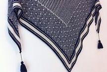 Knitting shrug & swoncho & capelet