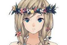Manga & Anime / Hier ist alles was mich zu Manga's & Anime's interessiert