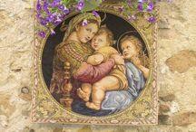 Vergine Maria / Immagini sacre di Maria Santissima
