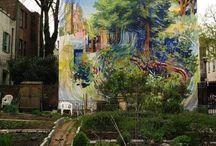 Arte di strada / Murales,madonnari ,sculture..
