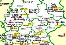 Germania / Citta' ,natura,cultura,cucina,umanità ....