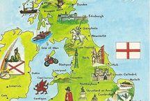 Regno Unito / Luoghi,usi,costumi,cibo,umanita'....