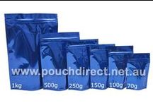 Stand Up Coffee Bags With Valve